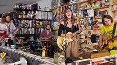 Tiny Desk Concert Mother Falcon Tiny Desk Desks
