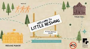a sketch show for the many and not the few welcome to little