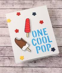 one cool pop s day card simplysweetsbyhoneybee
