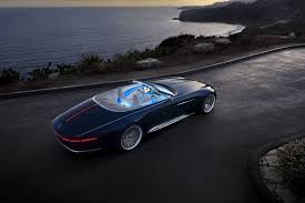 maybach mercedes the mercedes maybach concept is a 20 convertible