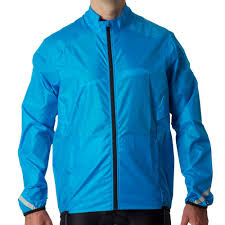 mtb rain jacket cycling rain jacket 300 blue u2013 wildthings