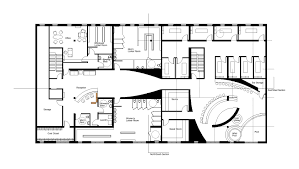 20 hair salon floor plans download free printable furniture