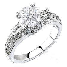 engagement rings platinum images Engagement ring diamond and platinum engagement ring setting 0 47 jpg