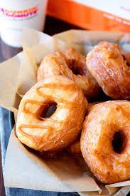 Dunkin Donuts Pumpkin Muffin Weight Watchers Points by The Absolute Best Fall Donut Homemade Hooplah