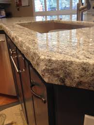 love the rustic outdoorsy look with this double chisel edge love the rustic outdoorsy look with this double chisel edge granite counter top nice