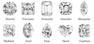 diamond ring cuts diamond shapes types of diamond shapes at diamond diamond