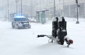 Boston Snow Total Map by Blizzard Of 2015 U0027 Was Boston U0027s 6th Biggest Snowstorm Wbur News