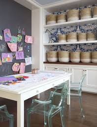 playroom shelving ideas playroom ideas transitional girl s room anik pearson architect