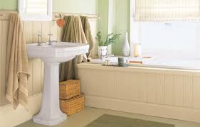 Horizontal Beadboard Bathroom 21 Thrifty Ways To Deck Out Your Bath This Old House