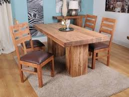 Kitchen Furniture Calgary Solid Wood Round Kitchen Table Reclaimed Wood Kitchen Tables For