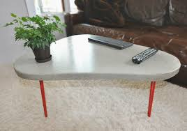 my first curved concrete coffee table album on imgur