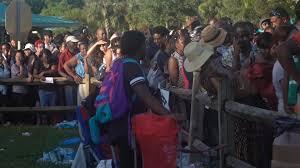 hurricane irma food stamp sign up brings traffic jams capacity