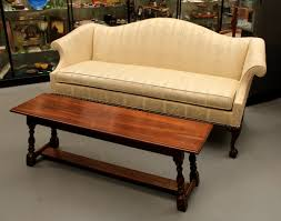 found in ithaca hickory chair chippendale camel back sofa