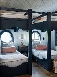 Top  Best Painted Bunk Beds Ideas On Pinterest Girls Bunk - Navy blue bunk beds