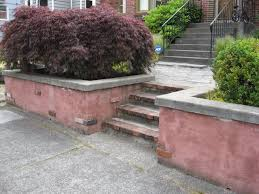 wood and brick retaining wall which is better brick retaining