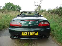 mg mg f convertible 1995 2002 rivals parkers