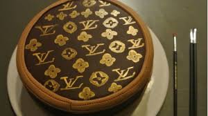 gâteau louis vuitton cake design youtube