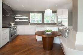 Kitchen Tables With Subtle Charm - Kitchen with table