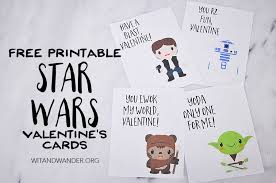 wars valentines day cards wars valentines day cards part 2 our handcrafted