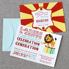 circus baby shower circus baby shower invitations dolanpedia invitations ideas