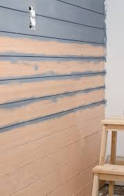 taking our wood plank wall in a different direction the golden