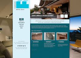 interiors websites home design