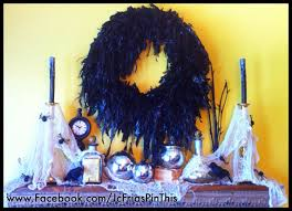 Easy Halloween Wreath by Diy Halloween Wreath For 6 On A Budget How To Decorate Your