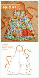boyapronpattern crj sew apron apron and