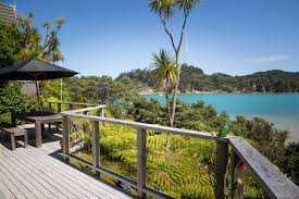 waterfront character cottage in kawau island rodney district