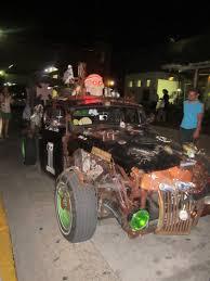 monster truck war haunted house haunted