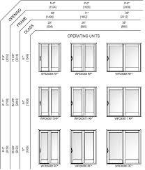 how to measure sliding glass doors sliding door measurement u0026 section drawing of glass aluminum