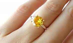 canary engagement ring ring brilliant canary engagement rings beguile