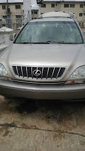 lexus rx300 for sale in nigeria olabosipo motors sold tokunbo 2003 lexus rx300 autos nigeria