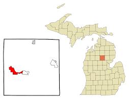 Northern Michigan Wikipedia by Houghton Lake Michigan Wikipedia