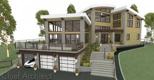 Realistic 3d Home Design Software Chief Architect Home Design Software Samples Gallery