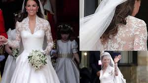 kate middleton wedding dress kate middleton s wedding dress pictures