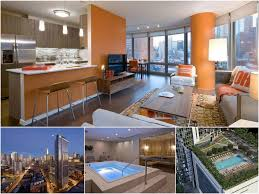 1 bedroom homes hubbard place downtown chicago river north tour one bedroom model
