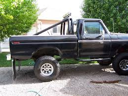 Ford Bronco Lifted Mud Truck - loud lifted loved