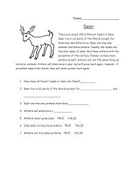 20 best images of printable 2nd grade reading comprehension
