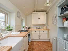 Cottage Galley Kitchen Penny Cottage Ref Rhhq In Bonsall Near Matlock Derbyshire