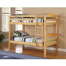 Solid Oak Bunk Bed We Furniture Solid Wood Bunk Bed