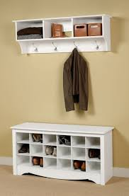 Ikea Entryway Storage Prepossessing Coat Closet With Bench Roselawnlutheran