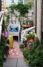 23 amazing decorating ideas for small balcony style motivation