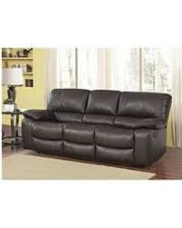 Leather Reclining Sofa Sale Sale Top Grain Leather Reclining Sofa