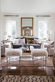 transitional decorating ideas living room faux fur decorating ideas living room transitional with tall