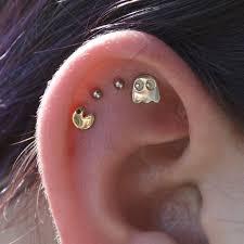 cool cartilage earrings rad pac piercing pac piercing and piercings