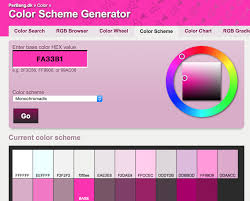 color combo generator 5 free color palette generators for your projects