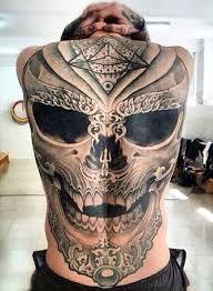 terrifying skull tattoos inked magazine part 2