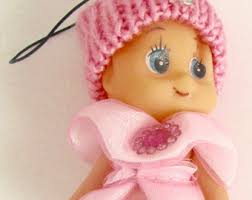 baby doll ornament etsy