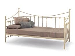Single Metal Day Bed Frame Bedroom Appealing Details About Ikea Tromso Single Metal Day Bed
